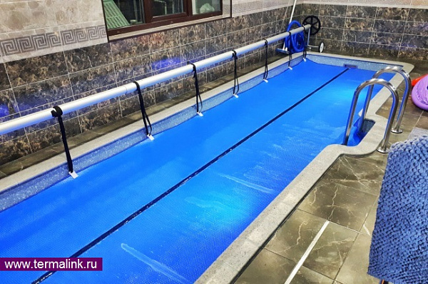Композитный бассейн Franmer (модель Swimtrack 61), 2018